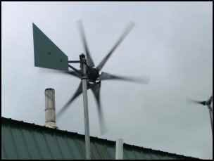 windmill wind generator