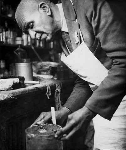 George Washington Carver, peanut man, homesteading
