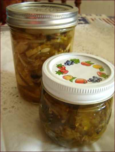 Grandma's recipes, old fashioned recipes, old recipes, old fashioned cooking, bread and butter pickles