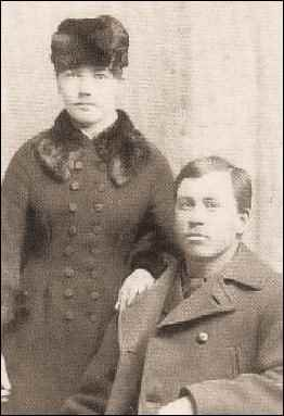 Almanzo and Laura Wilder