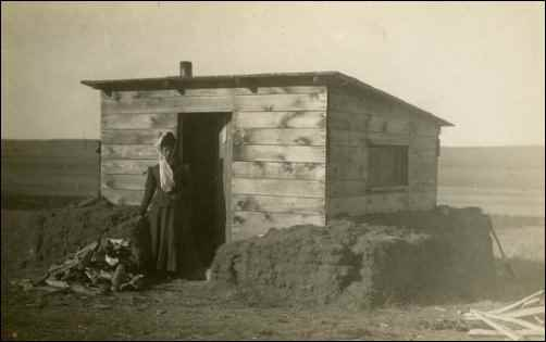 Women on the Great Plains