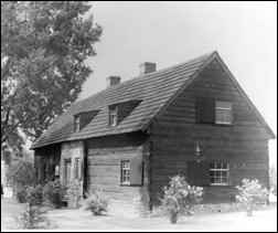Restored Scandinavian homestead, Deleware, c. 1666