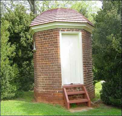 outhouse, brick shithouse