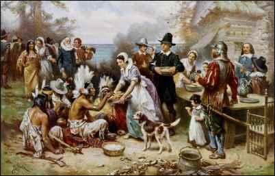 First Thanksgiving Turkey Day