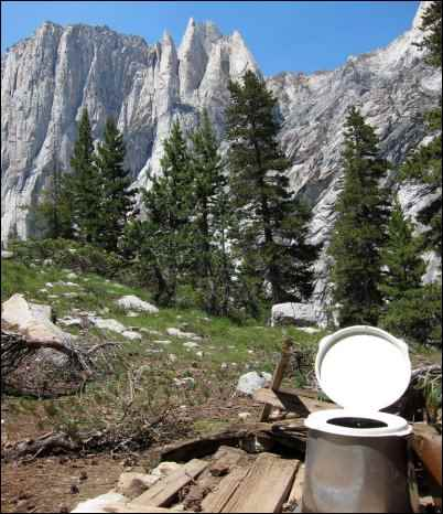 history of outhouses