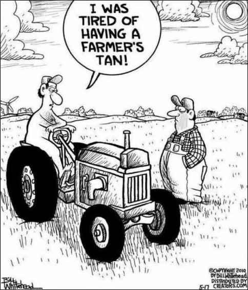 Humor on the Homestead