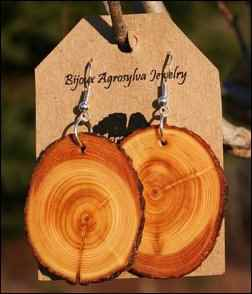 woodwork earrings, make money selling crafts, best selling crafts