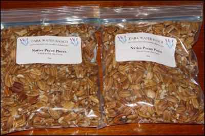 Marketing Homestead Products pecans