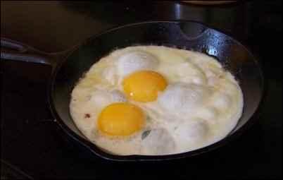 Seasoning Cast Iron Cookware