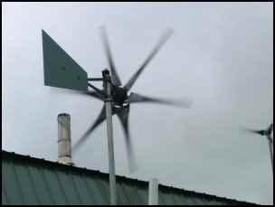windmill wind generator