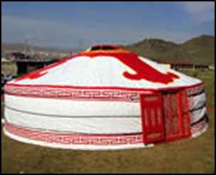 Buying a Yurt, living in a yurt, what is a ger