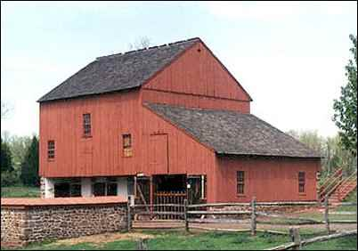 Pennsylvanian Bank Barn