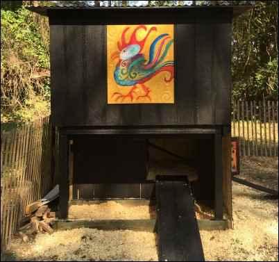repurposed chicken coop uncommon chicken coop designs